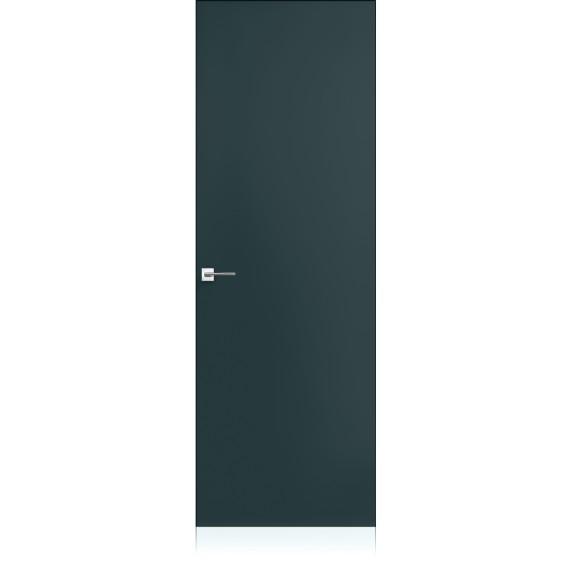 Porta Equa Zero Metallo Dark Laccato ULTRAopaco
