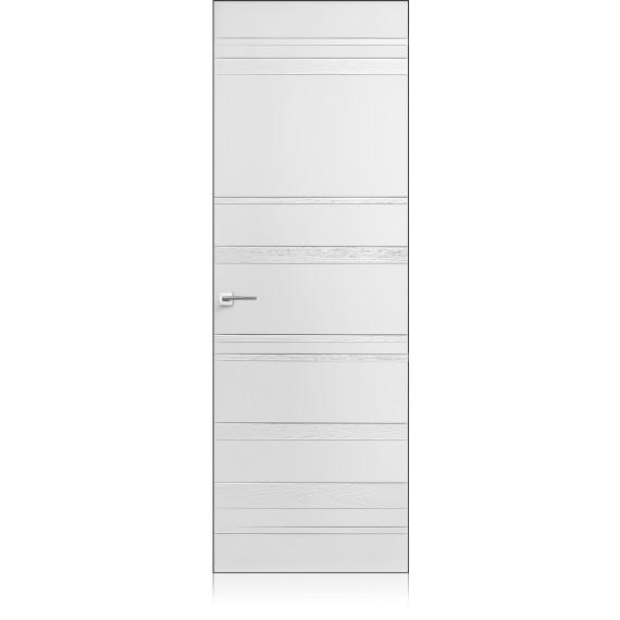 Porta Equa Styla Zero Bianco Optical Laccato ULTRAopaco