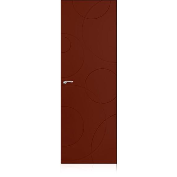 Porta Yncisa/0 Zero Corallo Pure Laccato ULTRAopaco