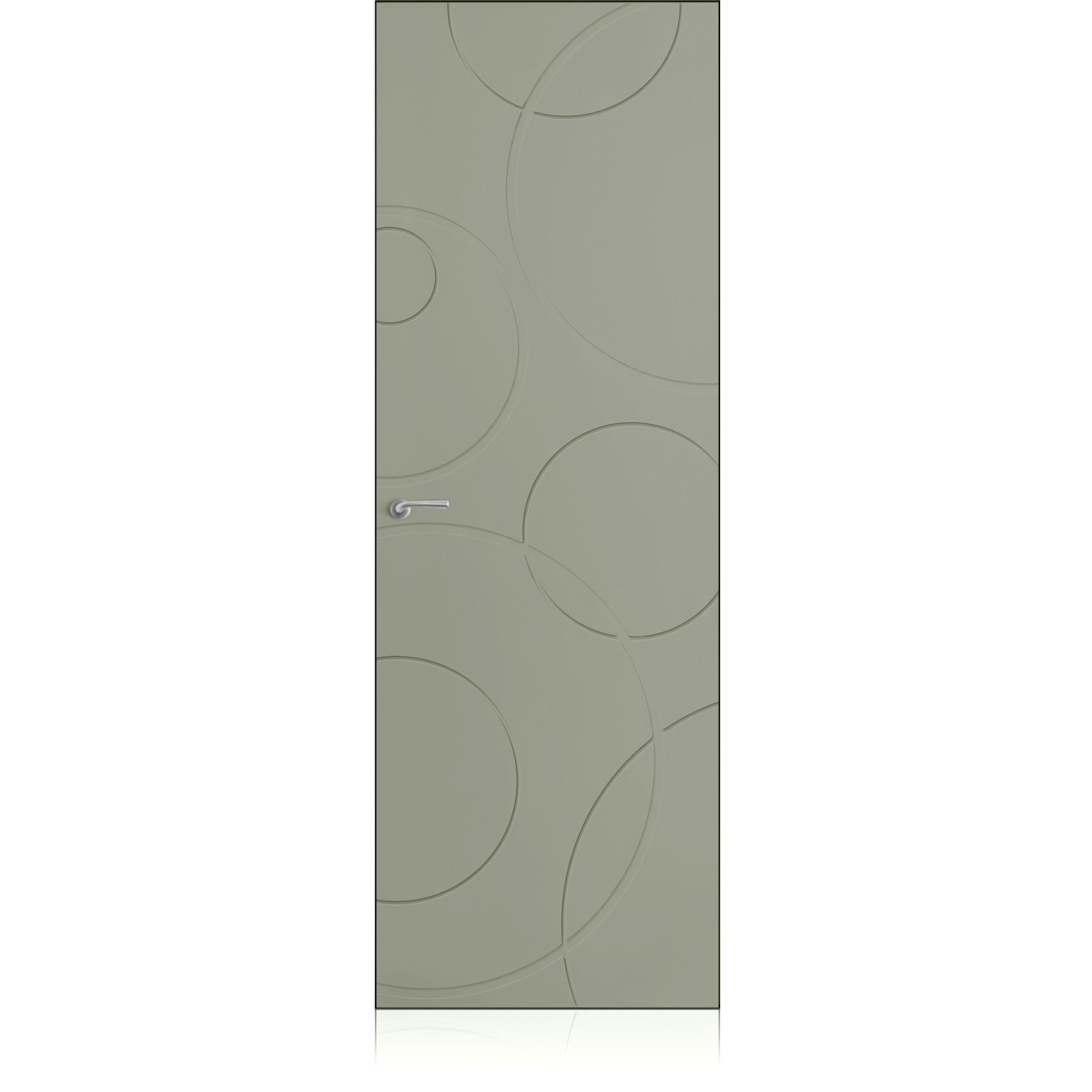 Porta Yncisa/0 Zero Lichene Light Laccato ULTRAopaco