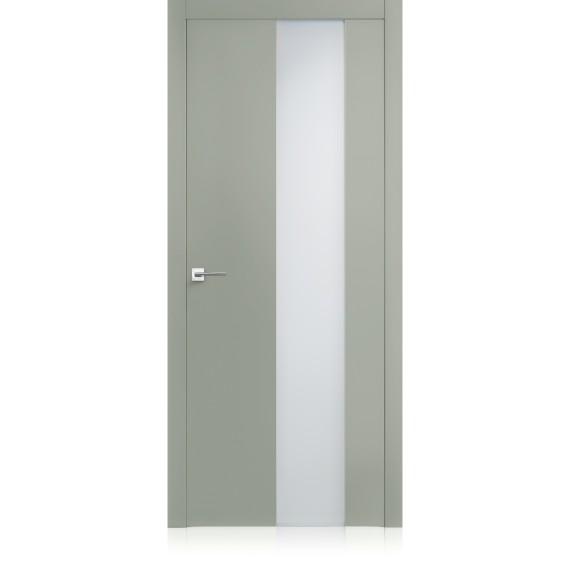 Porta Exit vetro Laguna Light Laccato ULTRAlucido