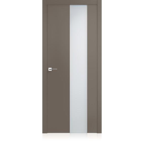 Porta Exit vetro Ombra Pure Laccato ULTRAlucido