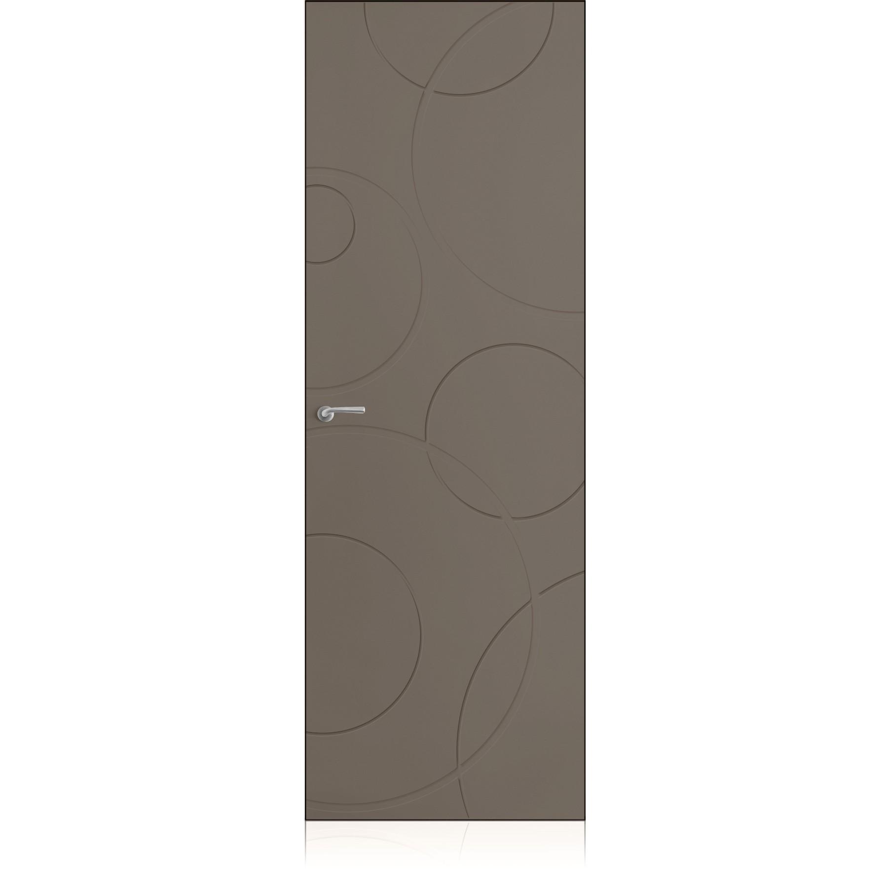 Porta Yncisa/0 Zero Ombra Pure Laccato ULTRAopaco