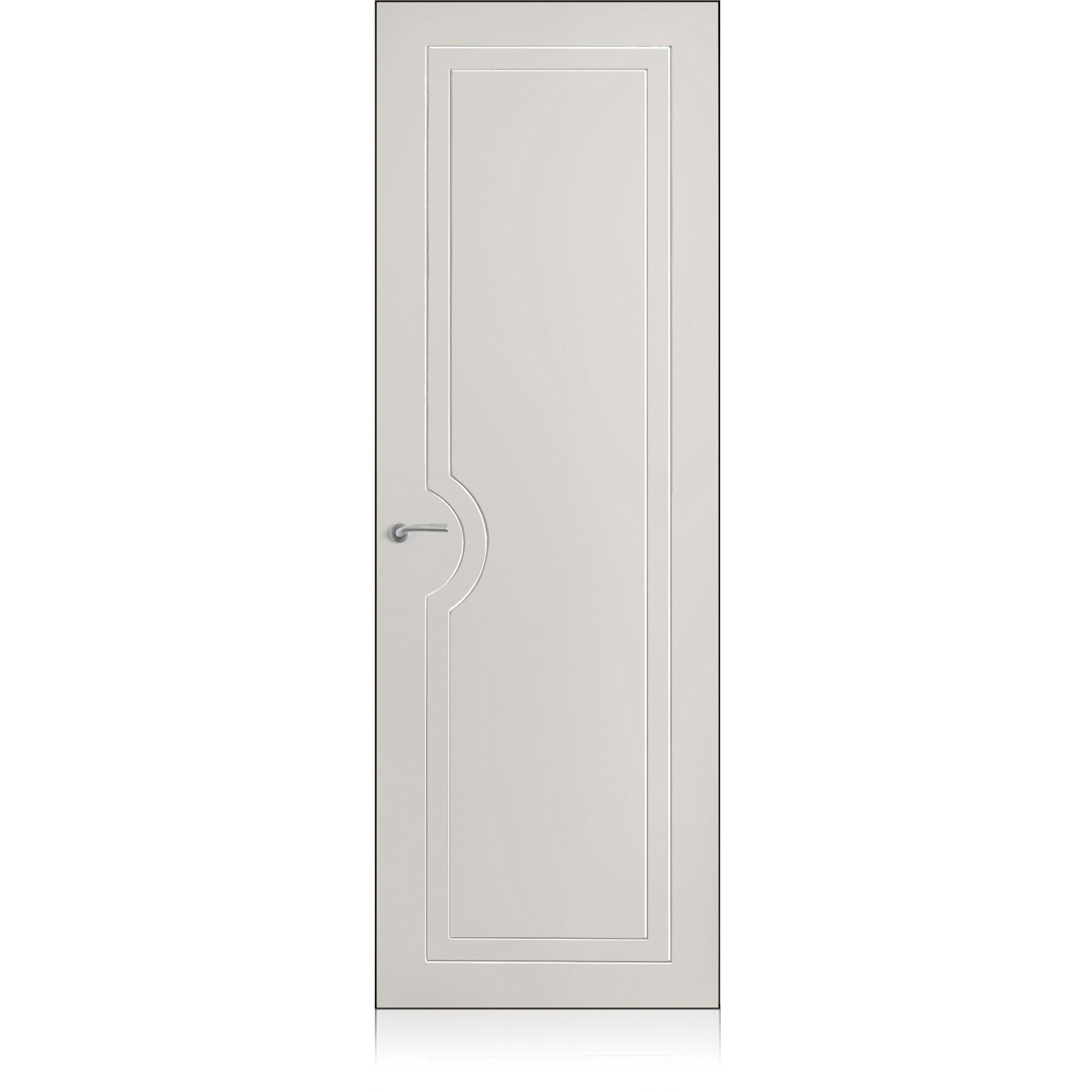 Yncisa/1 Zero Grigio Lux Laccato ULTRAopaco door