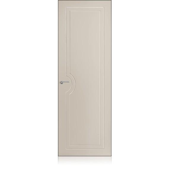 Yncisa/1 Zero Tortora Laccato ULTRAopaco door