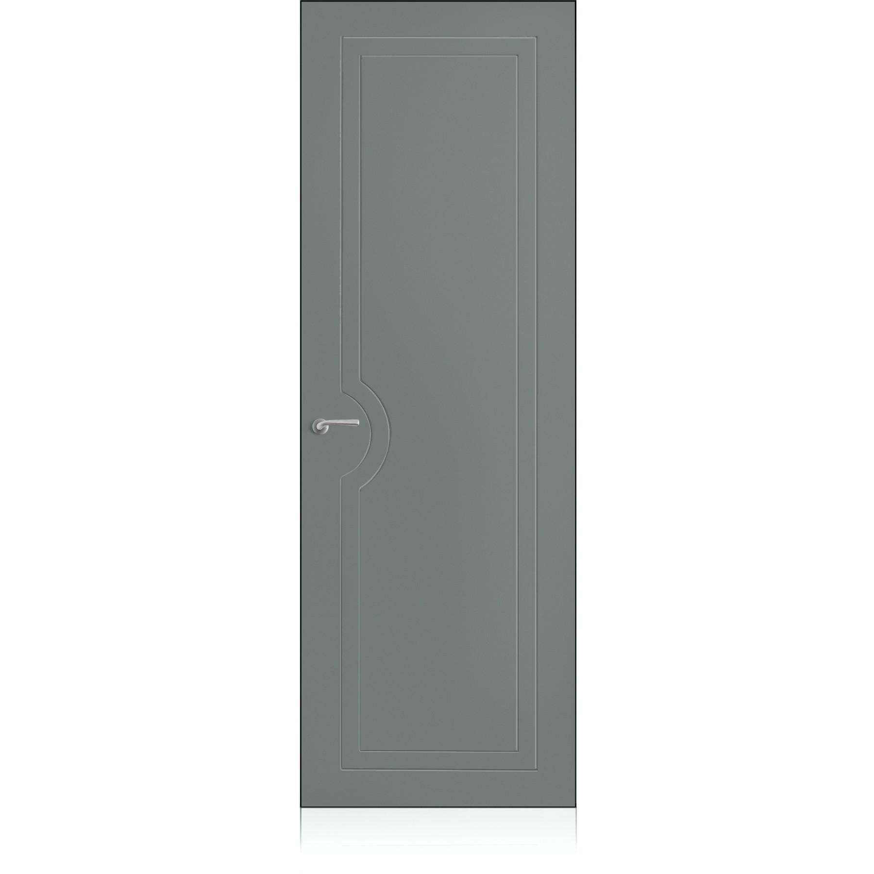 Yncisa/1 Zero Metallo Light Laccato ULTRAopaco door