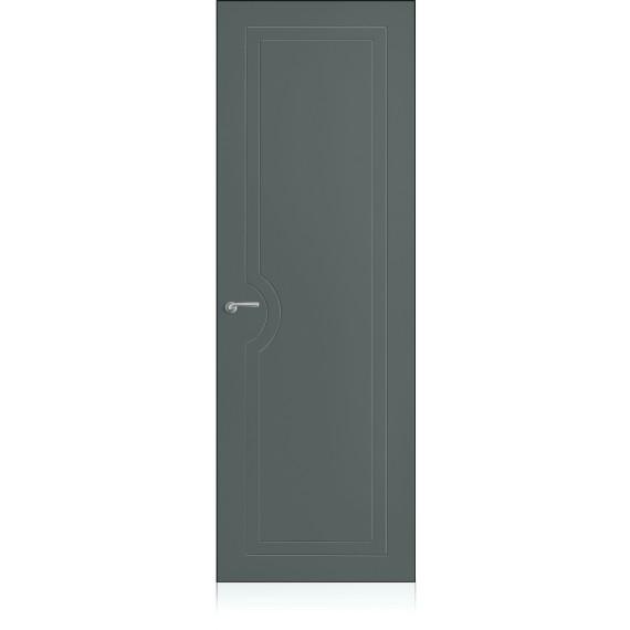 Porta Yncisa/1 Zero Metallo Pure Laccato ULTRAopaco