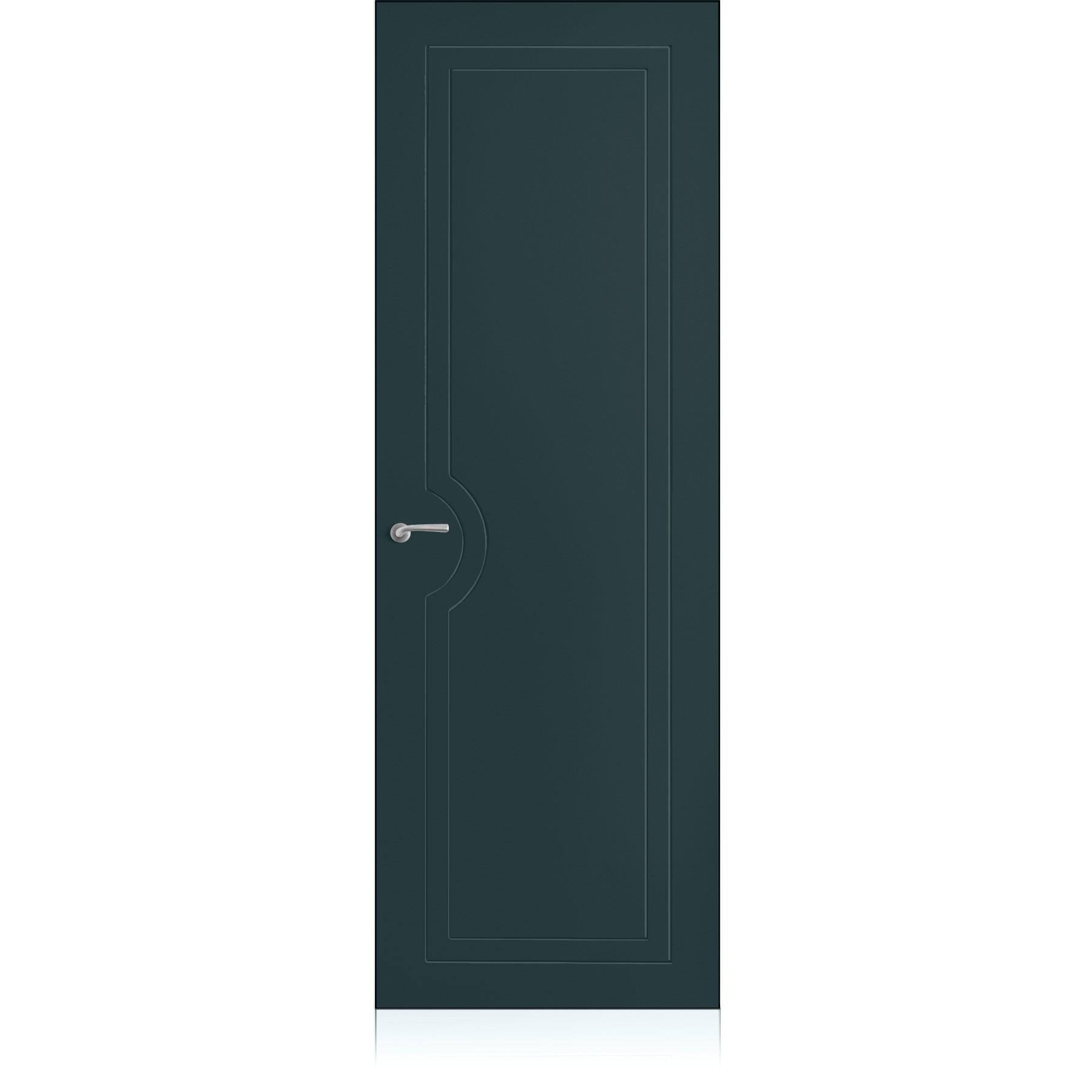 Yncisa/1 Zero Metallo Dark Laccato ULTRAopaco door