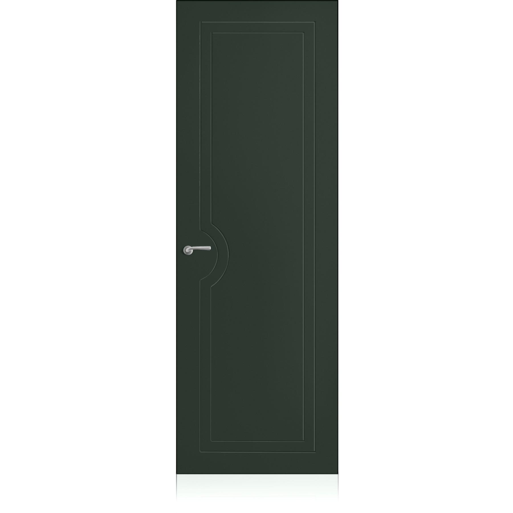 Yncisa/1 Zero Laguna Dark Laccato ULTRAopaco door