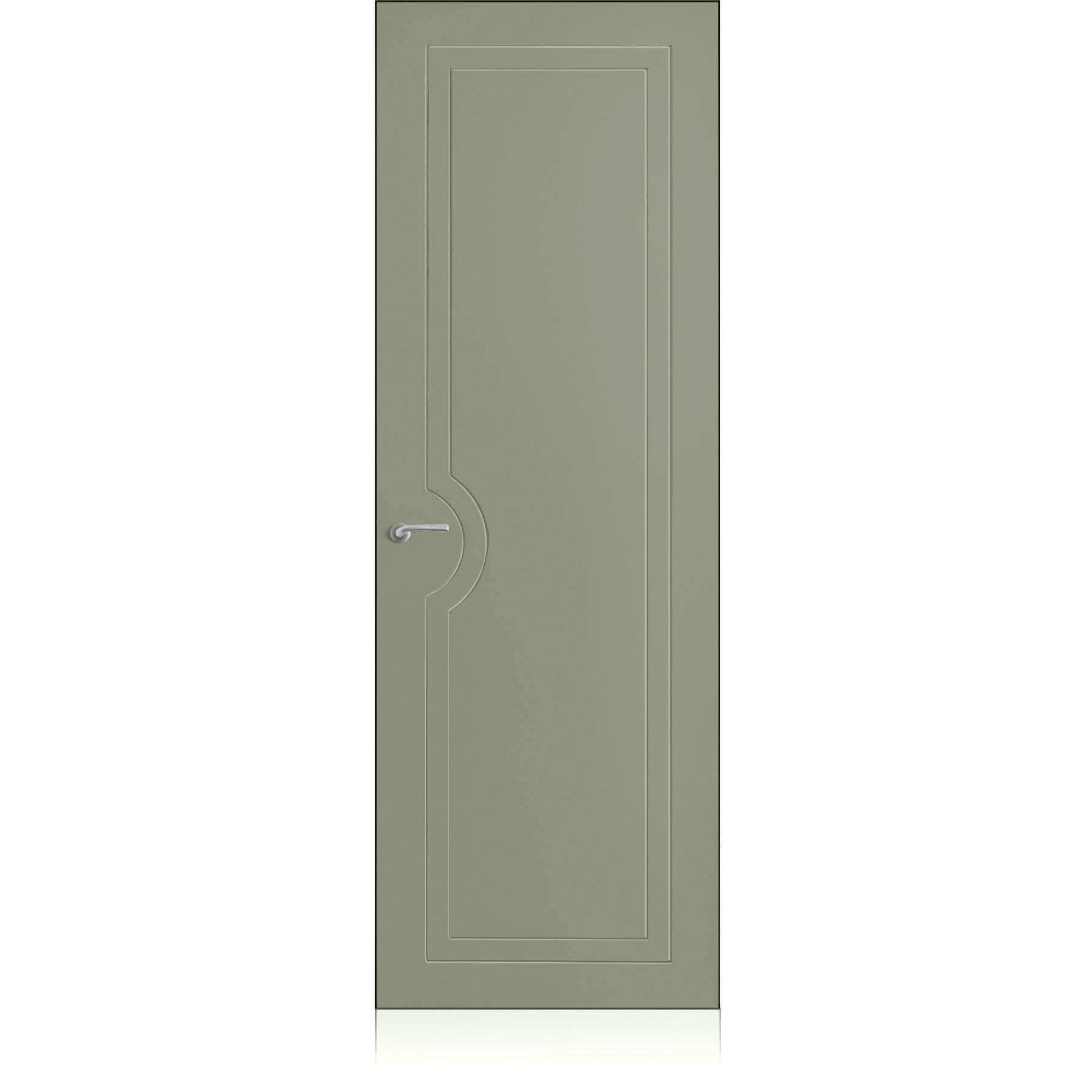 Porta Yncisa/1 Zero Lichene Light Laccato ULTRAopaco