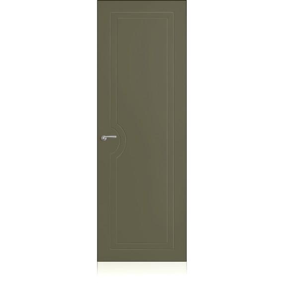 Porta Yncisa/1 Zero Oliva Light Laccato ULTRAopaco
