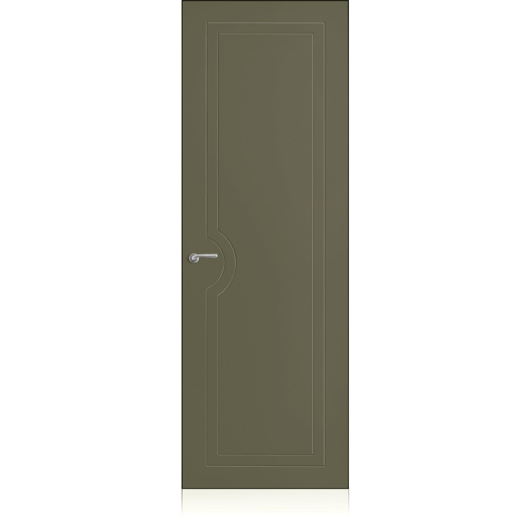 Yncisa/1 Zero Oliva Light Laccato ULTRAopaco door