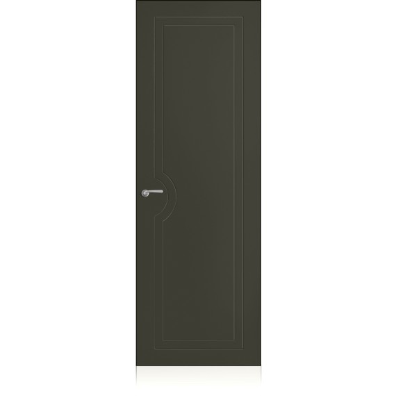 Yncisa/1 Zero Oliva Pure Laccato ULTRAopaco door