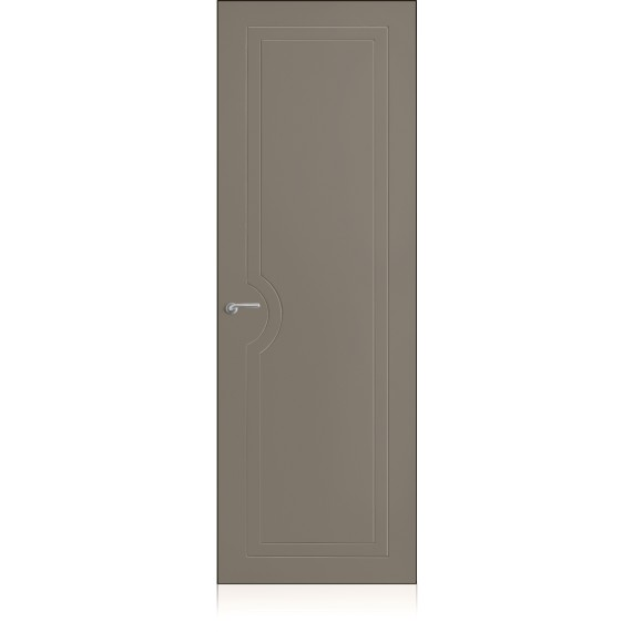 Yncisa/1 Zero Ombra Light Laccato ULTRAopaco door
