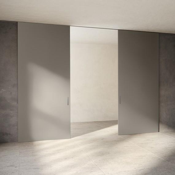 Scenario Lignum Exit Ombra Light Laccato ULTRAlucido