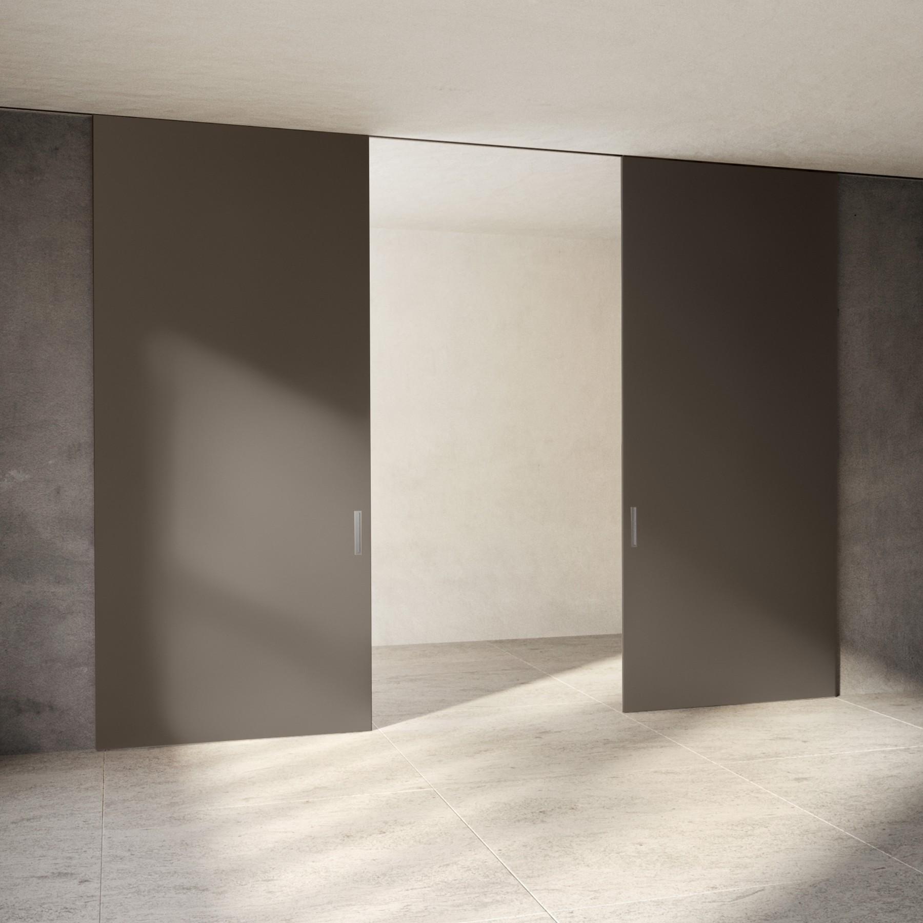 Scenario Lignum Exit Ombra Dark Laccato ULTRAlucido
