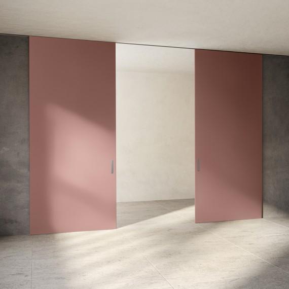 Scenario Lignum Exit Malva Light Laccato ULTRAlucido