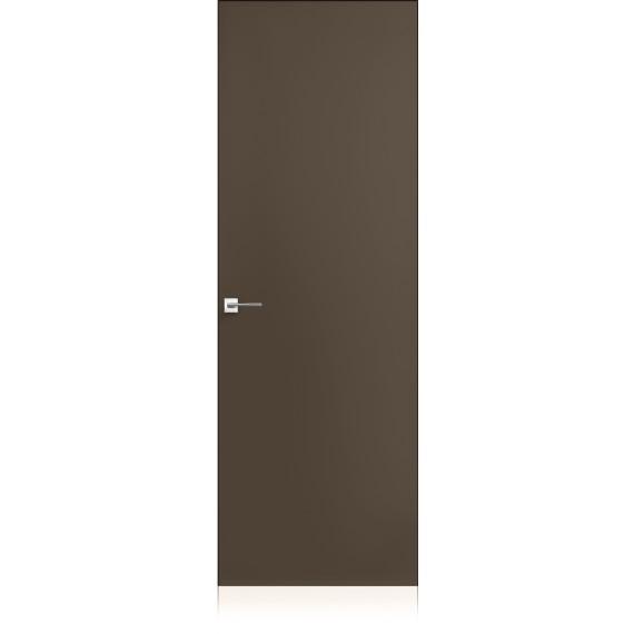 Porta Exit Zero Ombra Dark Laccato ULTRAlucido