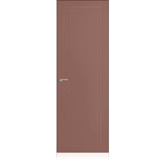 Yncisa/1 Zero Malva Light Laccato ULTRAopaco door