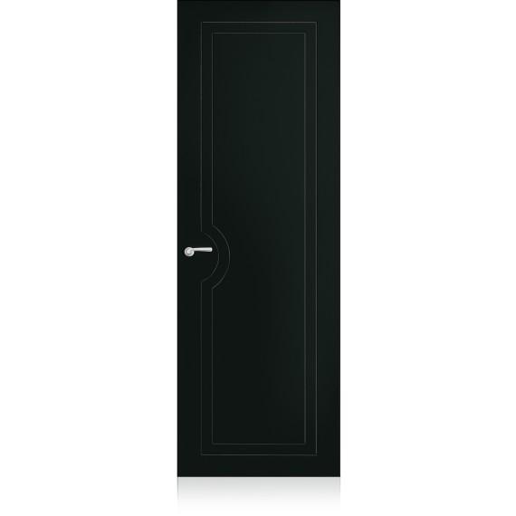 Porta Yncisa/1 Zero Nero Profondo Laccato ULTRAopaco