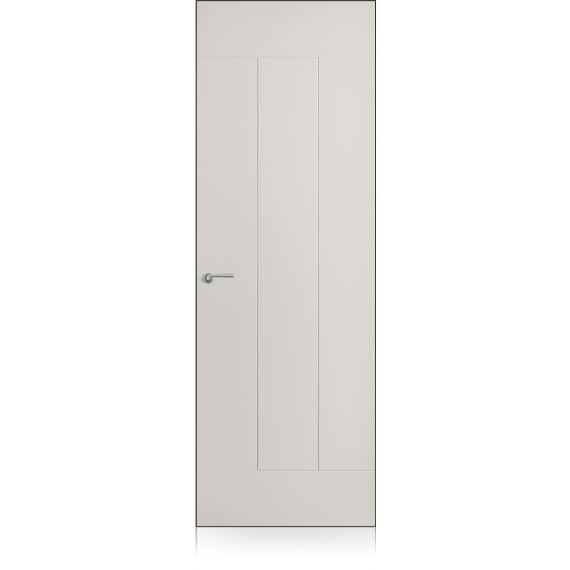 Yncisa/8 Zero Grigio Lux Laccato ULTRAopaco door