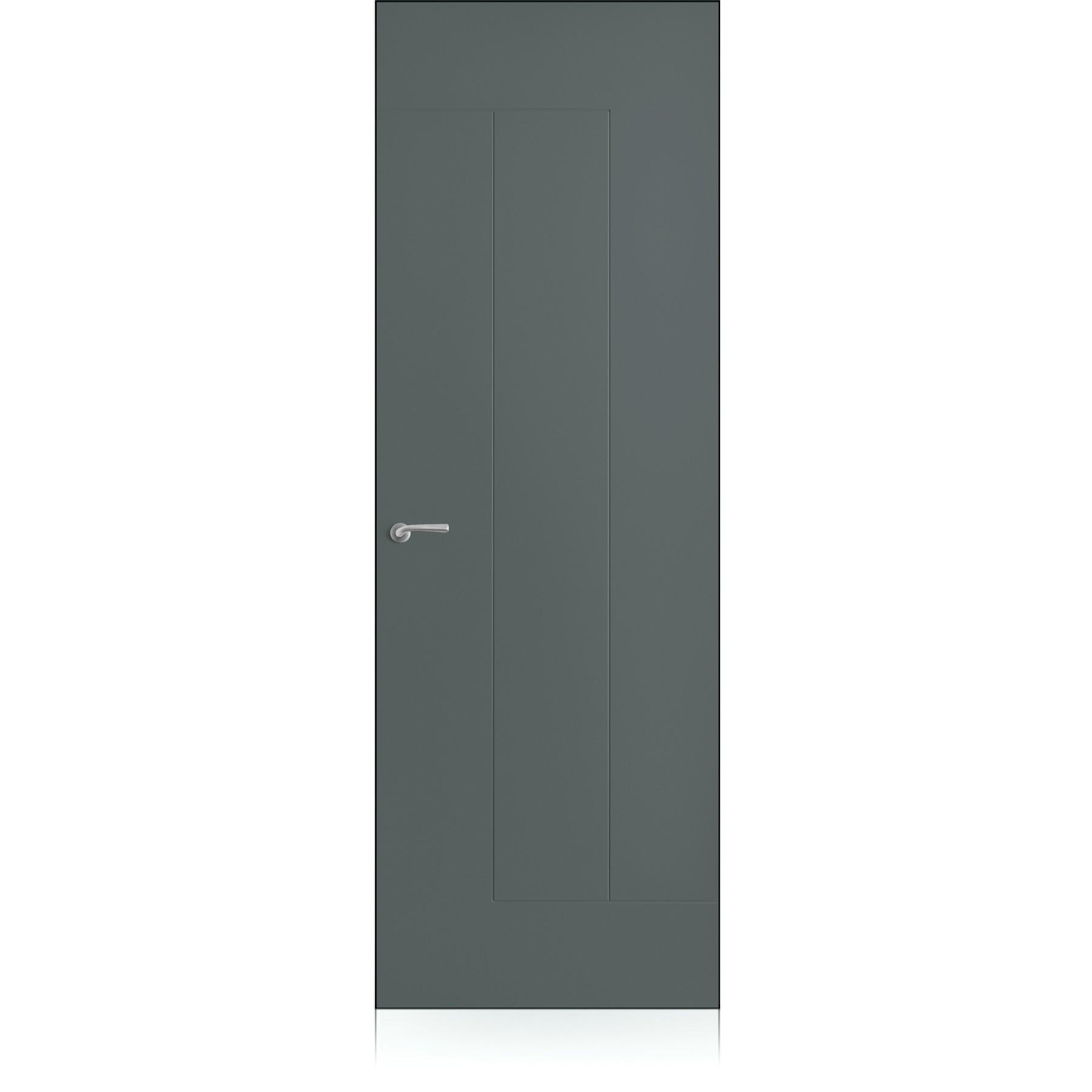 Puerta Yncisa/8 Zero Metallo Pure Laccato ULTRAopaco