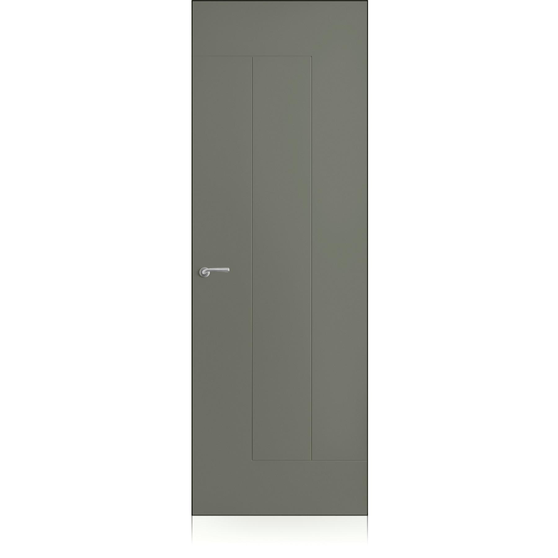 Porte Yncisa/8 Zero Lichene Pure Laccato ULTRAopaco
