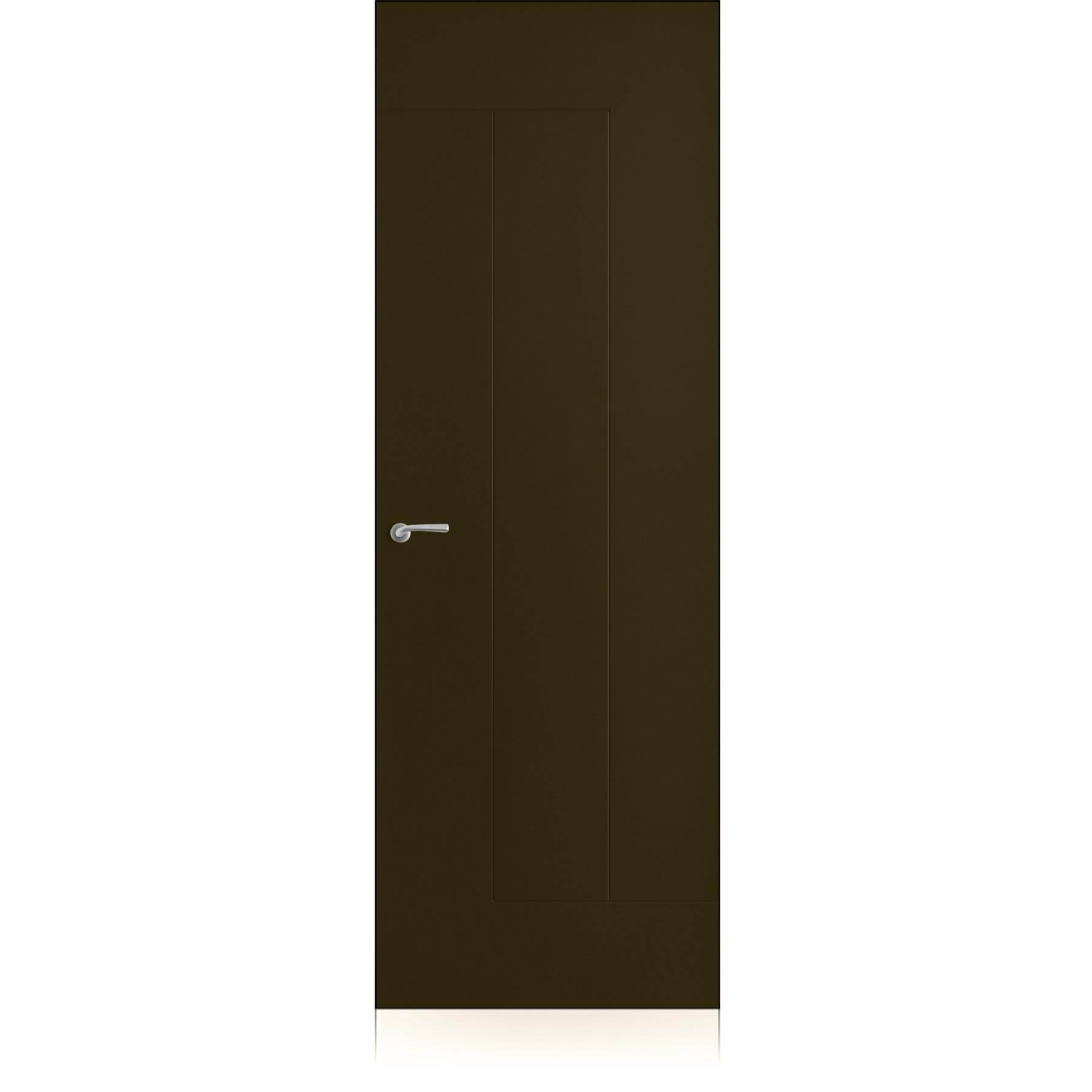 Porta Yncisa/8 Zero Oliva Dark Laccato ULTRAopaco