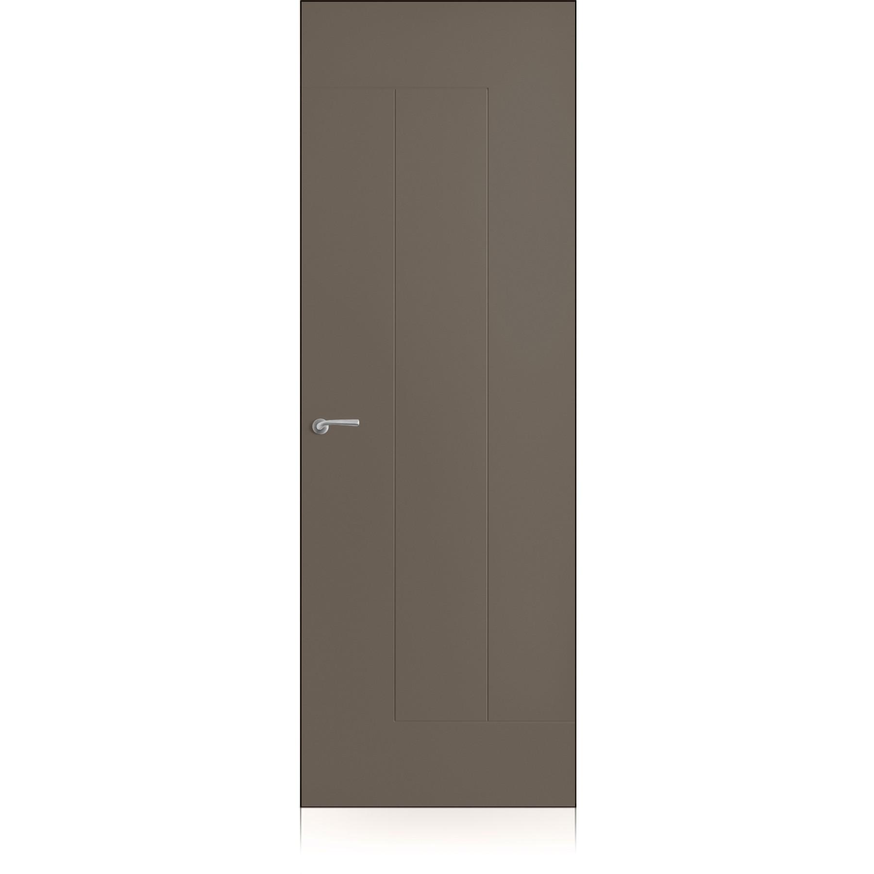 Porta Yncisa/8 Zero Ombra Pure Laccato ULTRAopaco