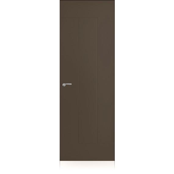 Porta Yncisa/8 Zero Ombra Dark Laccato ULTRAopaco