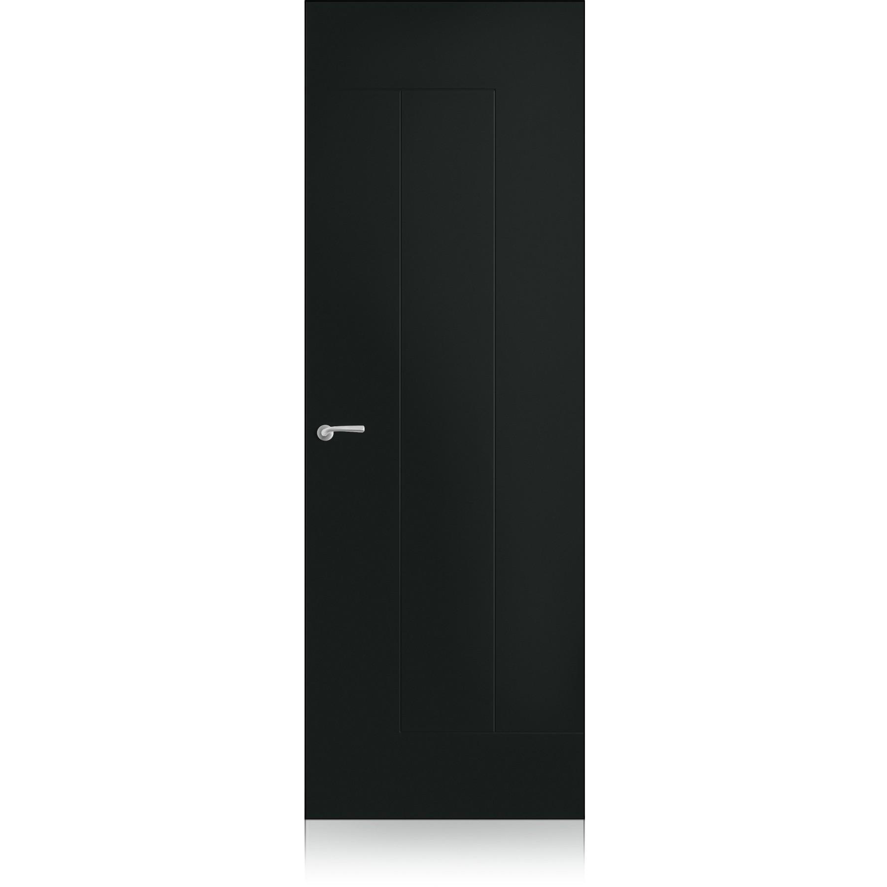 Porta Yncisa/8 Zero Nero Profondo Laccato ULTRAopaco