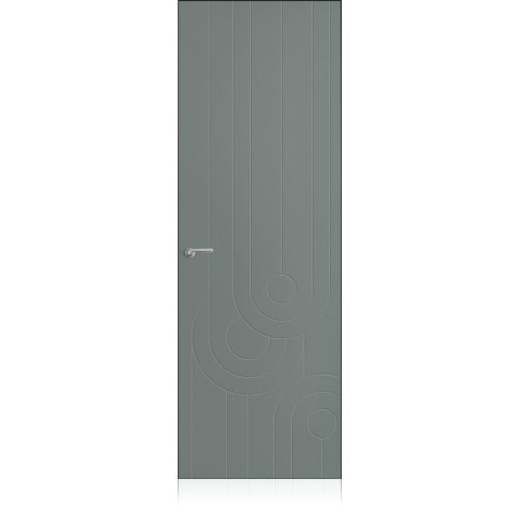 Porta Yncisa 70 Zero Metallo Light Laccato ULTRAopaco