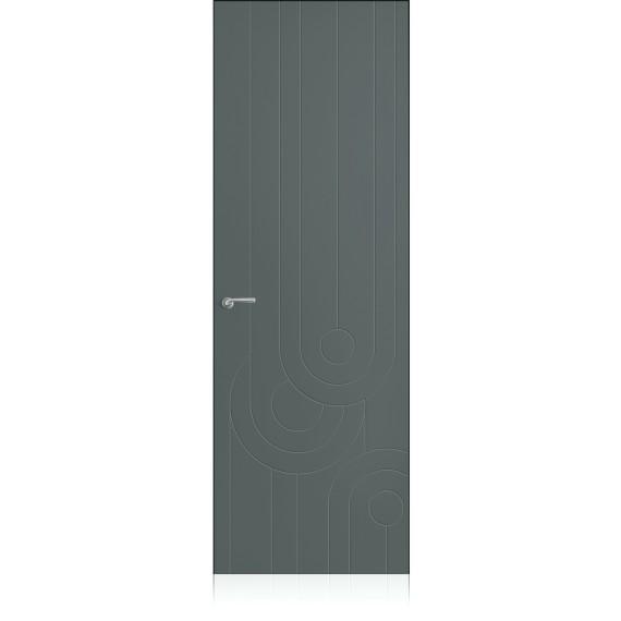 Porta Yncisa 70 Zero Metallo Pure Laccato ULTRAopaco