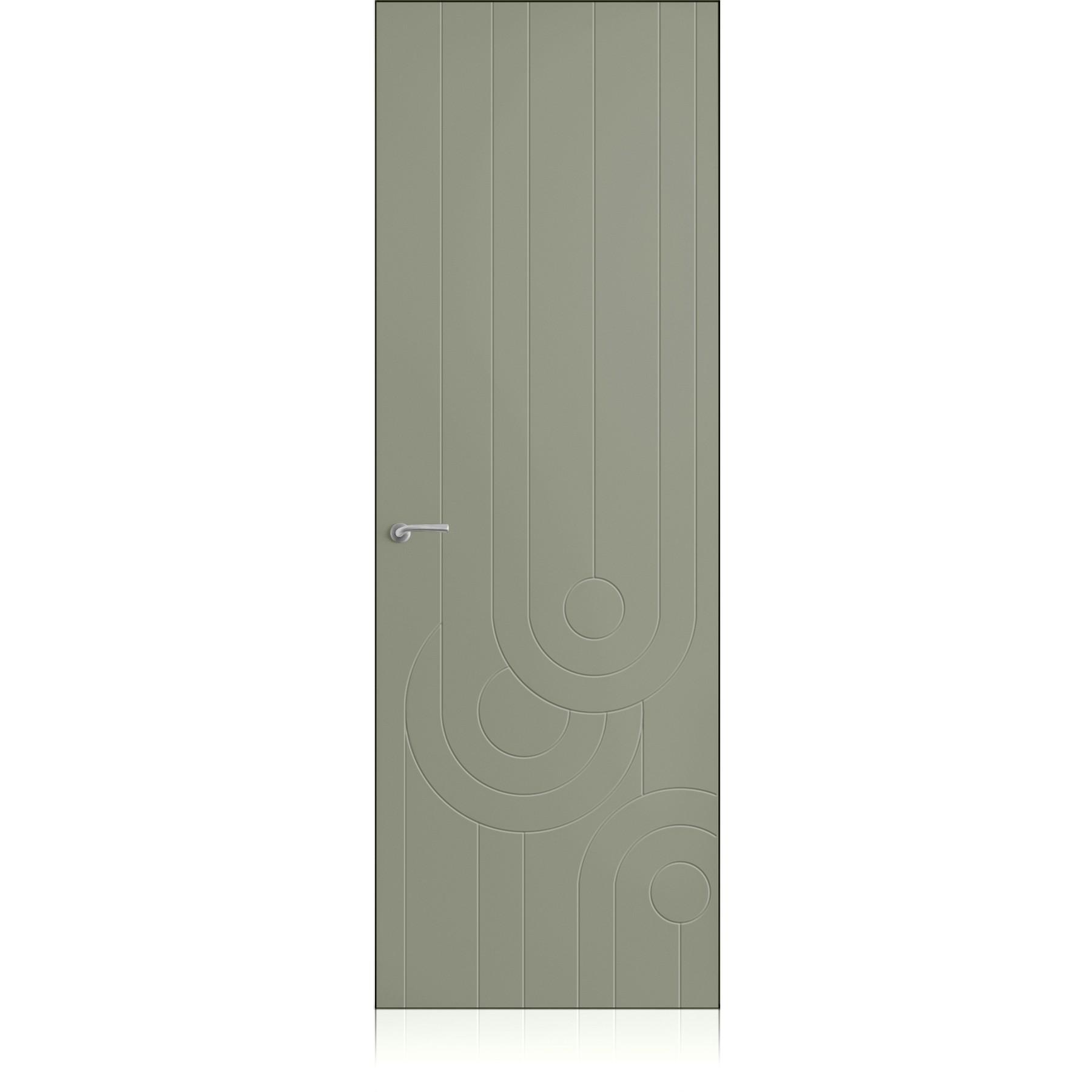 Porta Yncisa 70 Zero Lichene Light Laccato ULTRAopaco