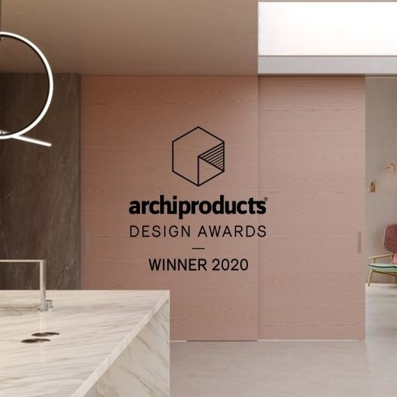 Archiproducts Design Awards 2020: FerreroLegno vincitrice nella categoria Finishes con la finitura ecosostenibile Iride