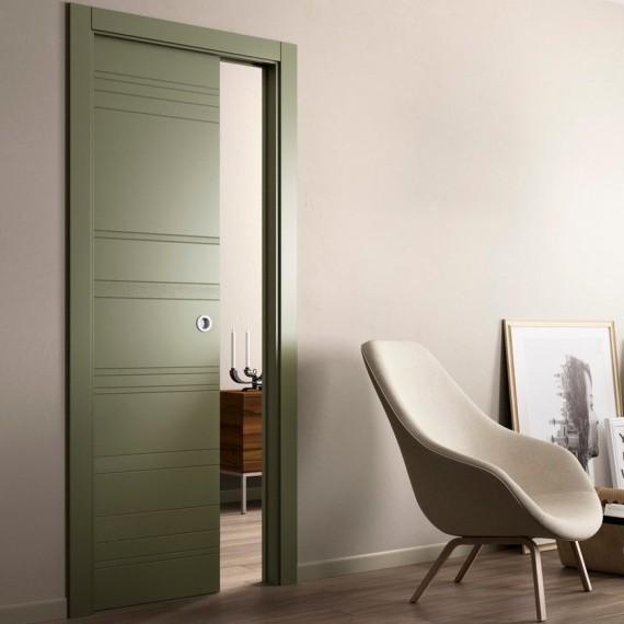 Consigli di arredamento per spazi ridotti: le porte salvaspazio