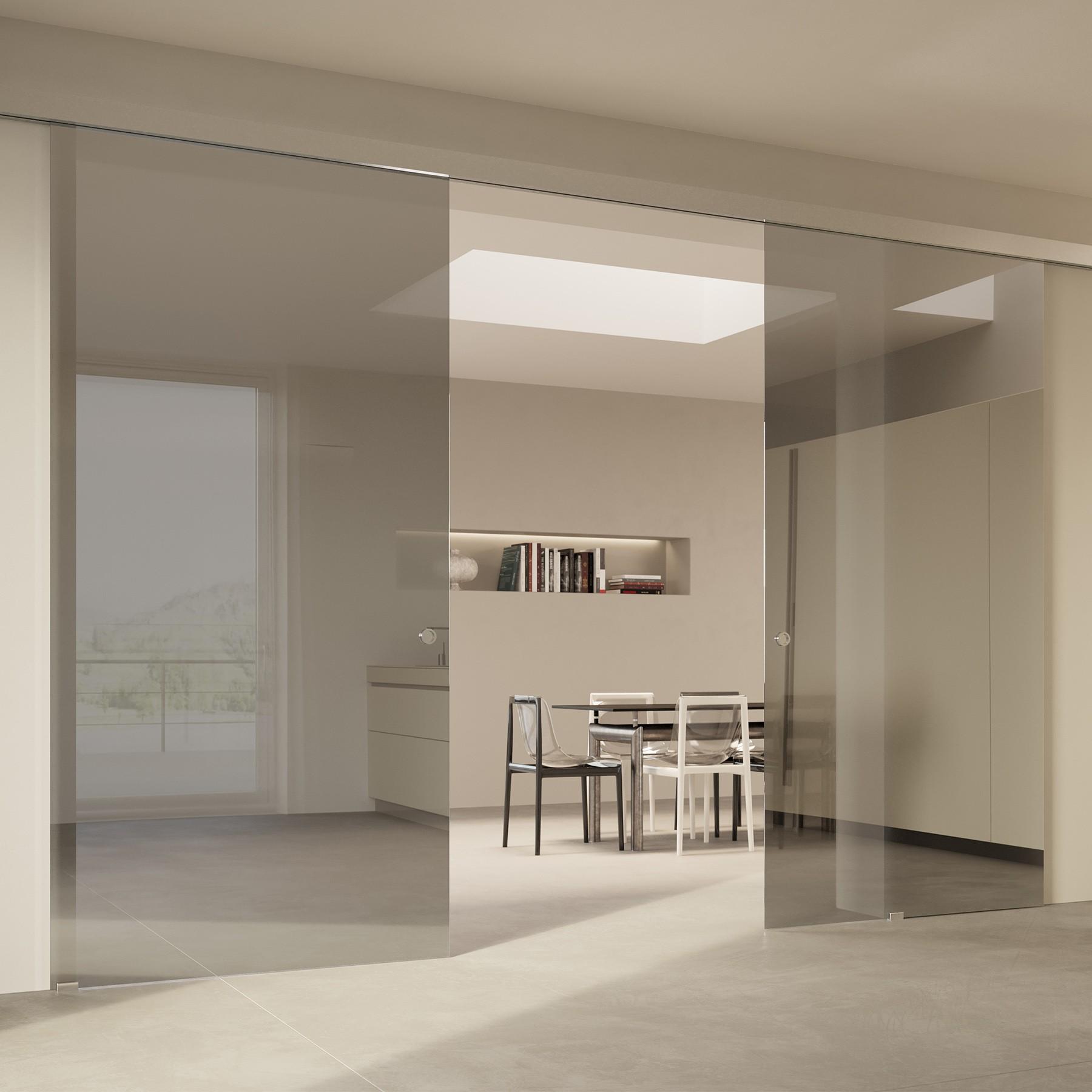 Scenario Visio with Reflecting grigio glass
