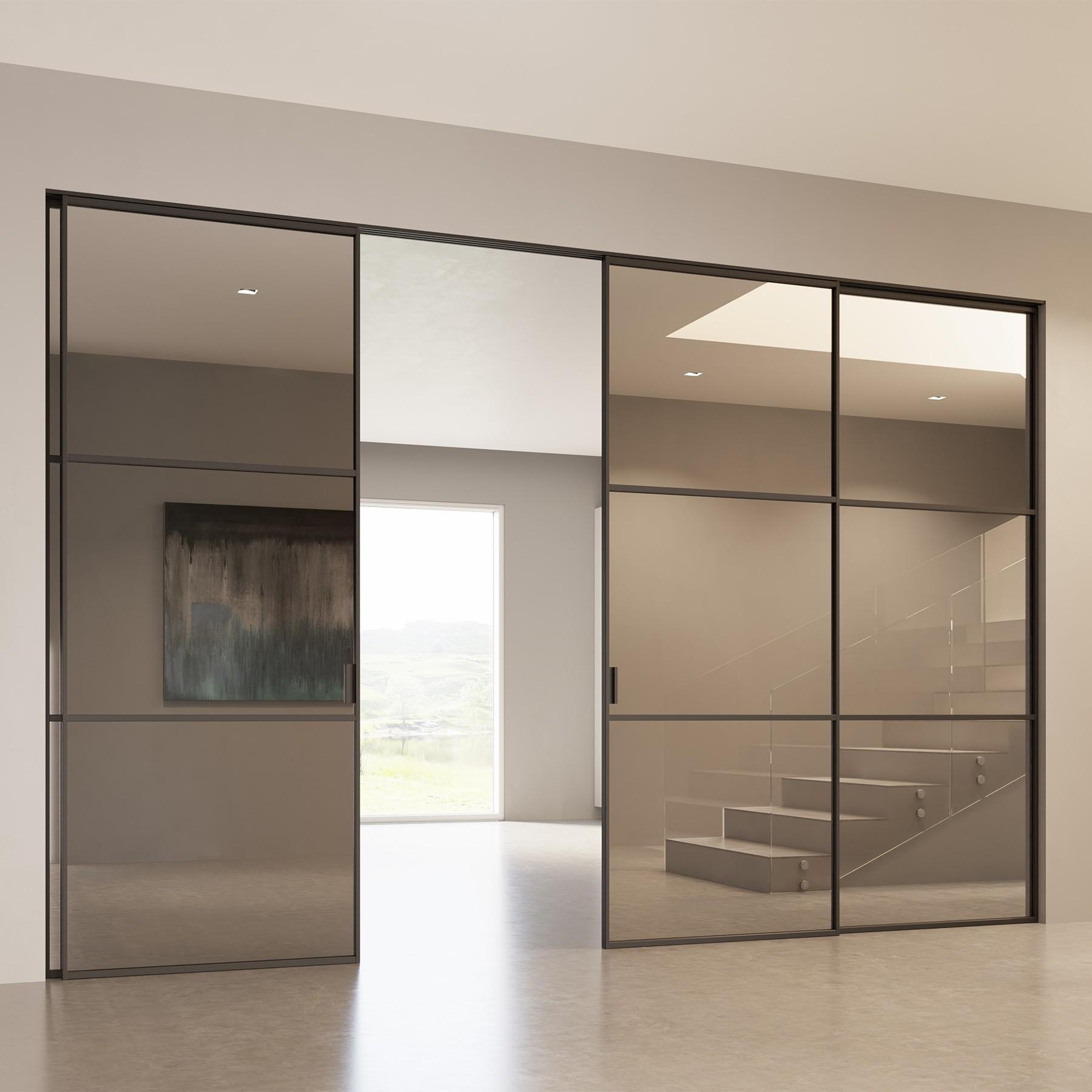 Scenario Delineo / 2 with Mirror classic glass