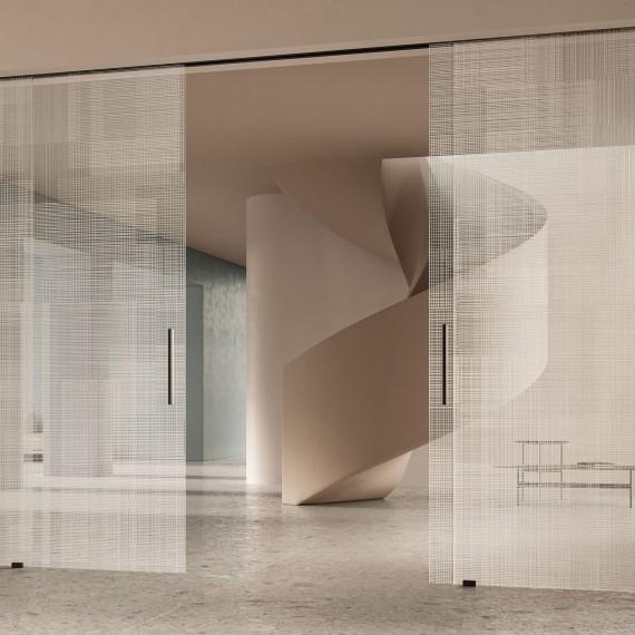 Новое стекло Madras® BIT 03, дизайн: Lissoni Associati