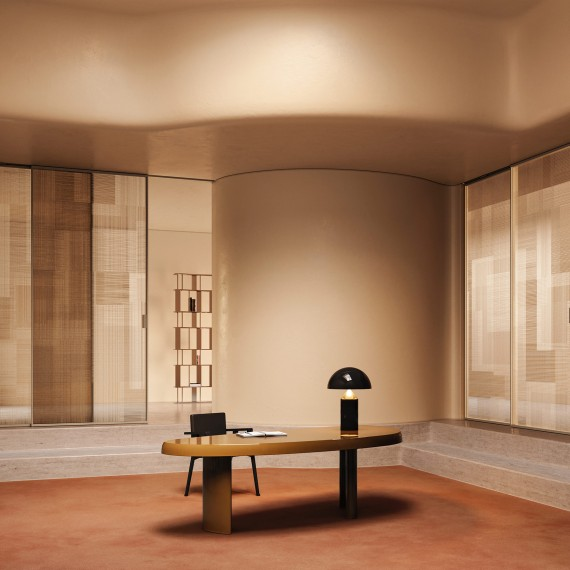 Le migliori porte, anche quelle in vetro, nascono dal made in Italy di FerreroLegno