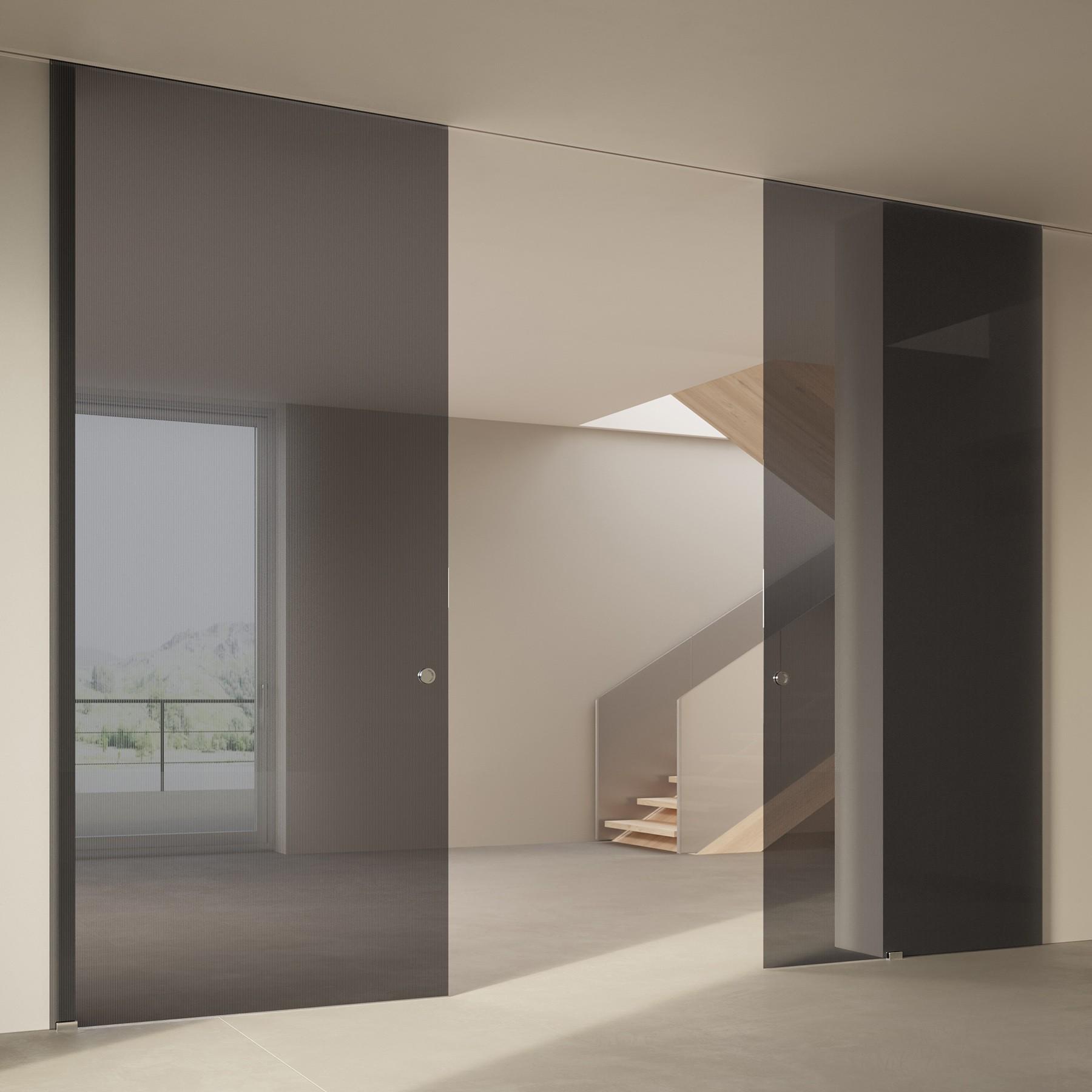 Scenario Visio Up with Chillout Trasparente Grigio glass