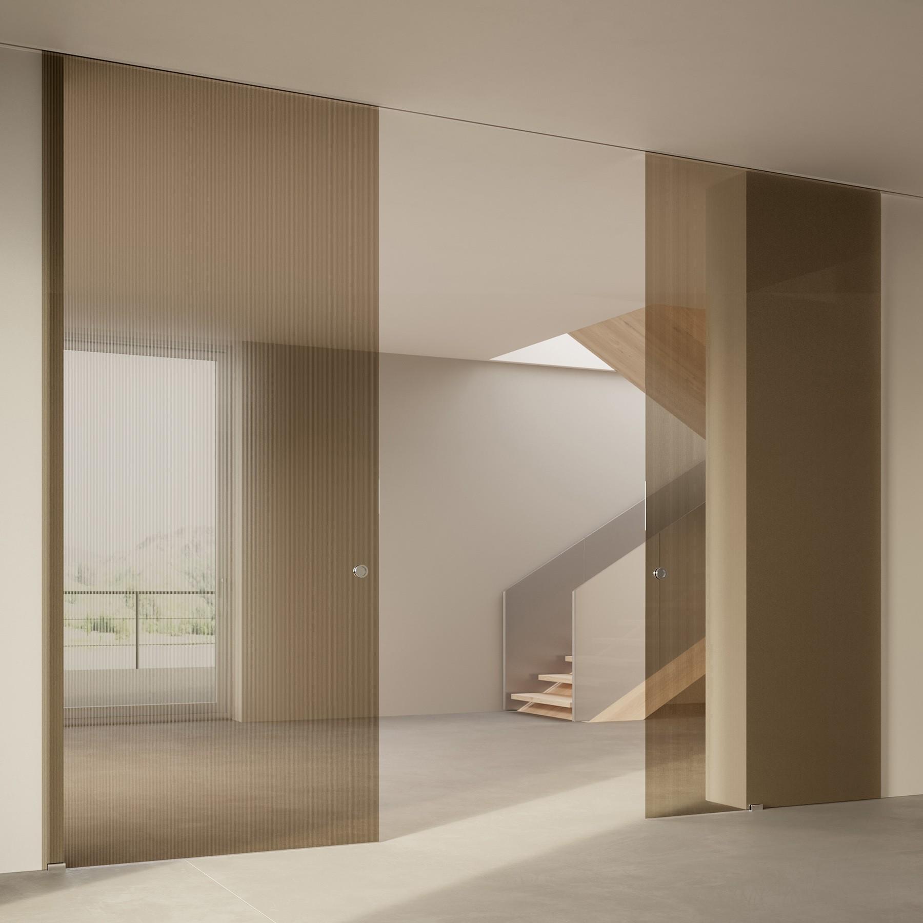 Scenario Visio Up with Chillout Trasparente Bronzo glass