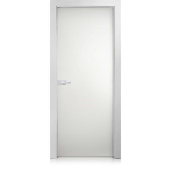 Porte Cristal Basic grafis bianco