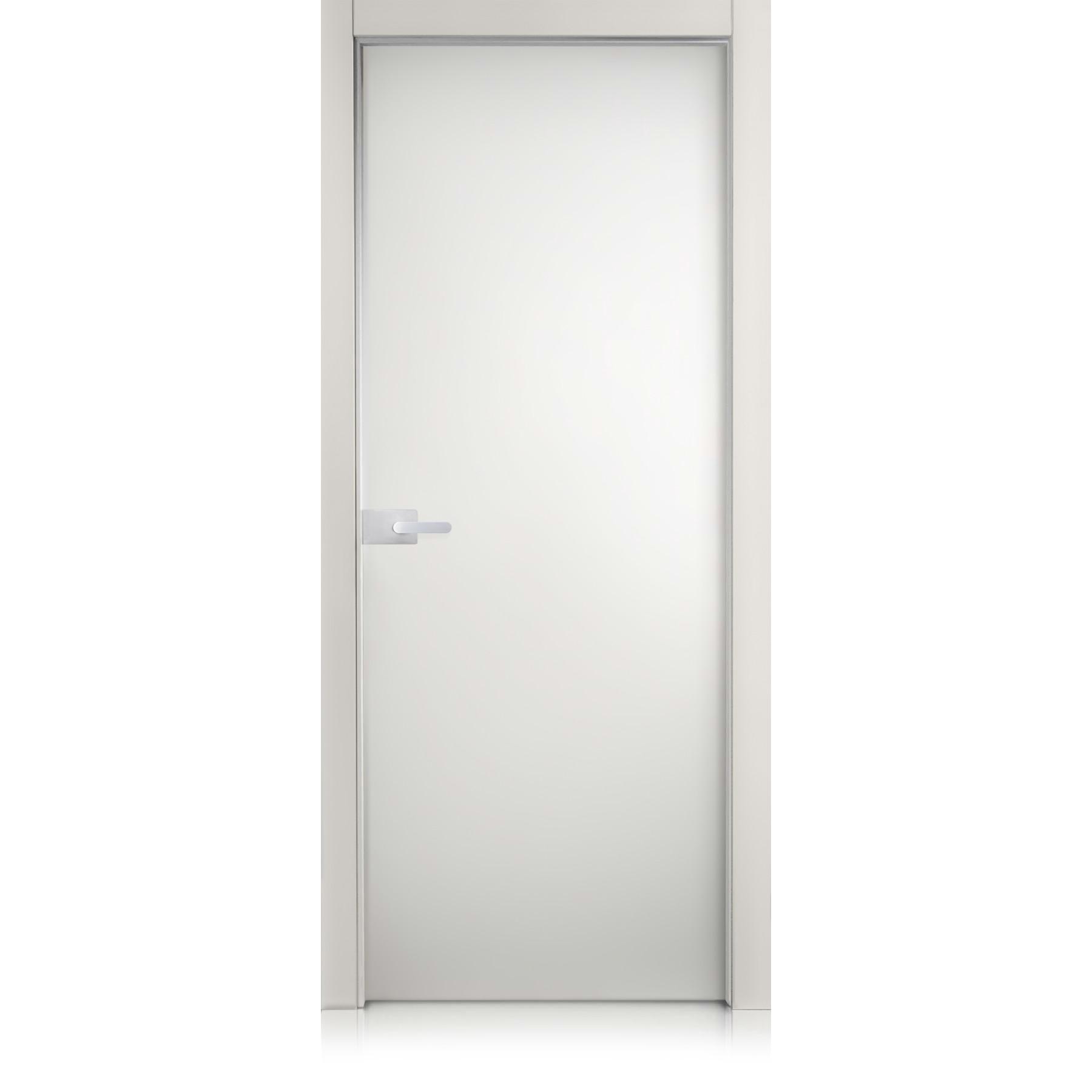 Porte Cristal Basic grigio lux