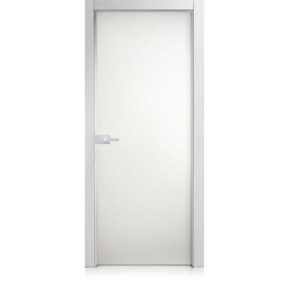 Porte Cristal Basic materic bianco