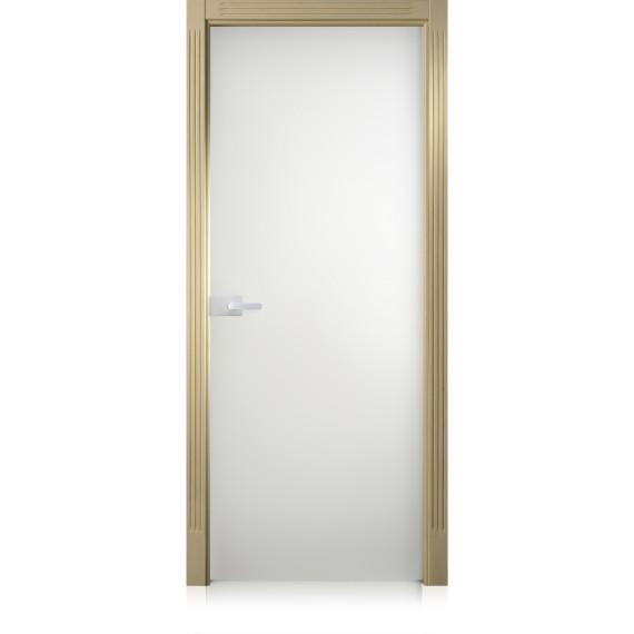 Porte Cristal Basic Patiné crema