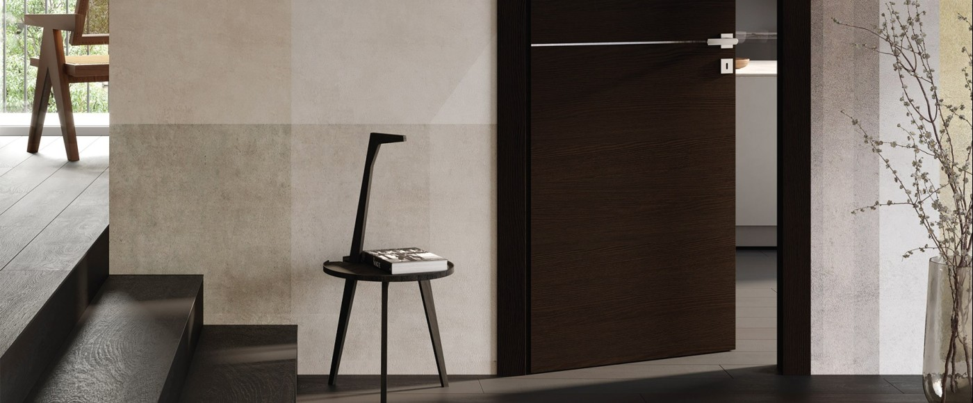 Porte con Finitura Sintetica in Laminato - Replica - FerreroLegno