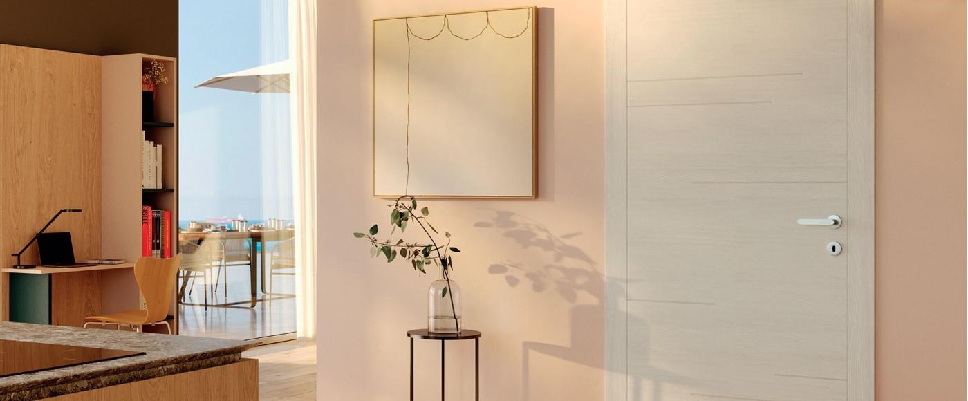 Porte Interne di Design - Segni - FerreroLegno