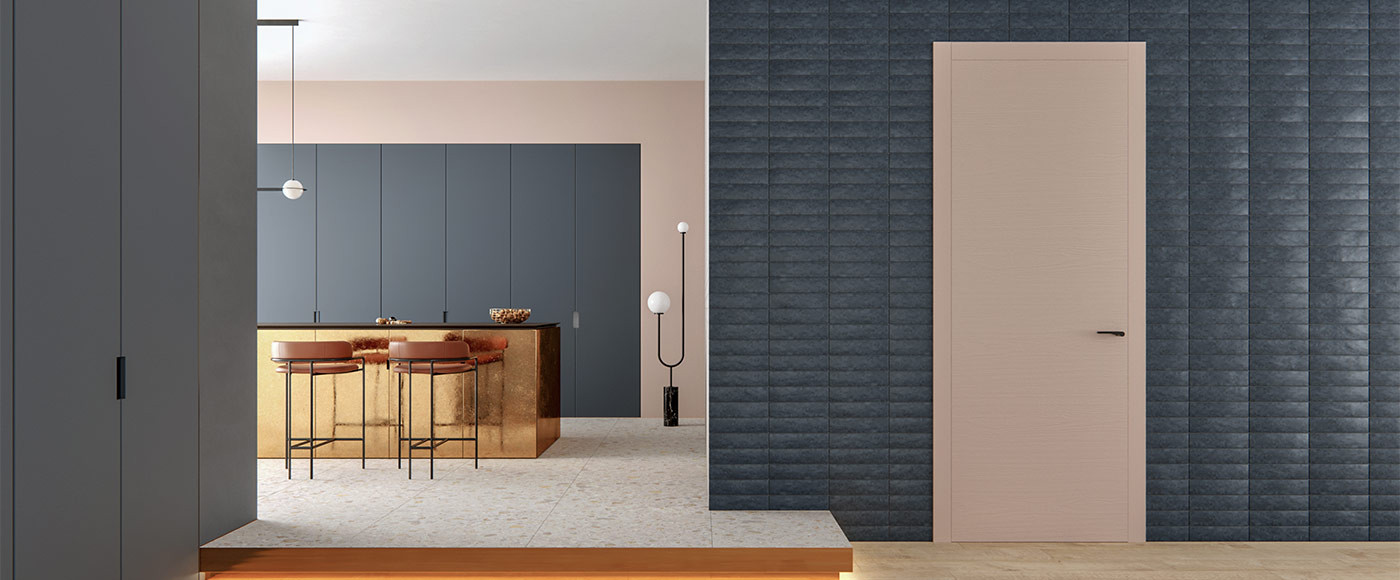Porte Moderne - Collezioni FL - FerreroLegno