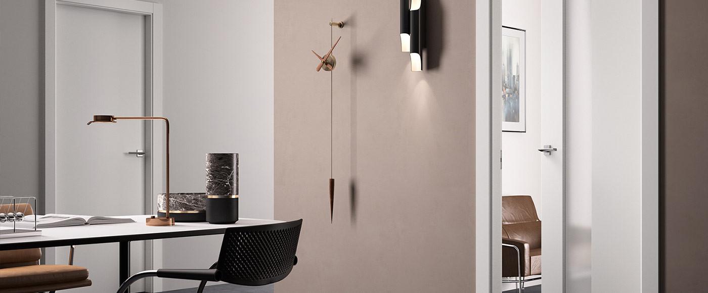 Porte Interne Eleganti in Legno - Collezione FL Nova - FerreroLegno